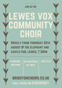 2015 NEW LEWES VOX